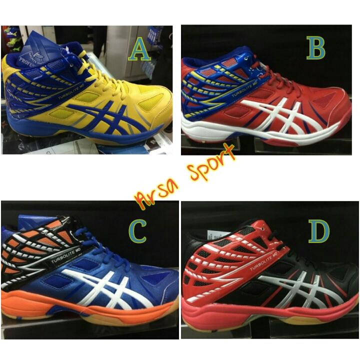 Penjual Sepatu Volly Joging Professional Turbolite MD  9905e9e7d5